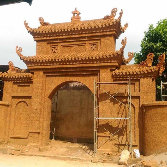 Truyền thống nghề chẻ Đá Ong ở Quảng Ngãi